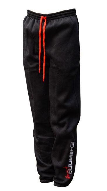 Tepláky EHMANNS Black Pants vel.XXL