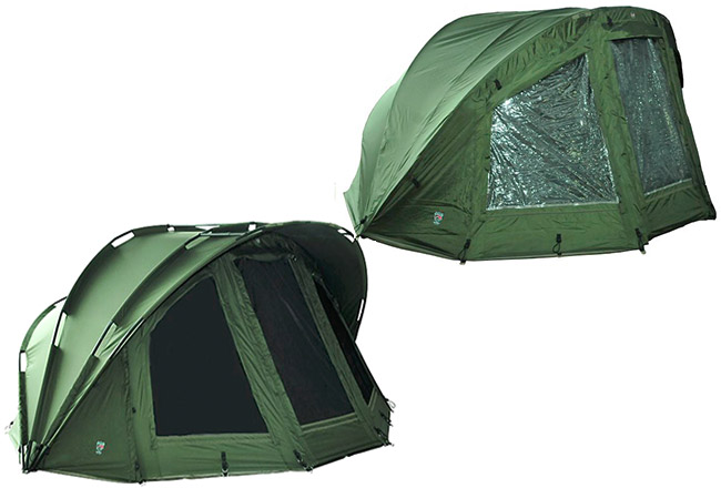 Ehmanns Hot Spot 2 Man Bivvy Set - bivak+přehoz