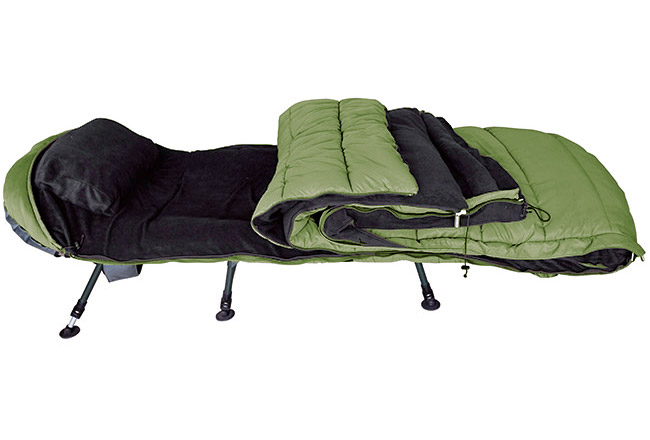 Ehmanns Pro Zone DLX 2 in 1 Sleeping Bag